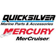 Fitting-Tank End, Mercury - Mercruiser 22-13563T-7