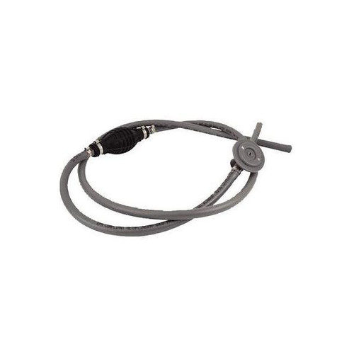 "Attwood Mercury 3/8"" x 6' Fuel Line W/Demand Valve"
