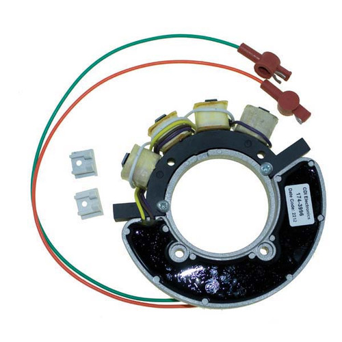 Mercury / Mariner 1/2 Cylinder Outboard Stator by CDI