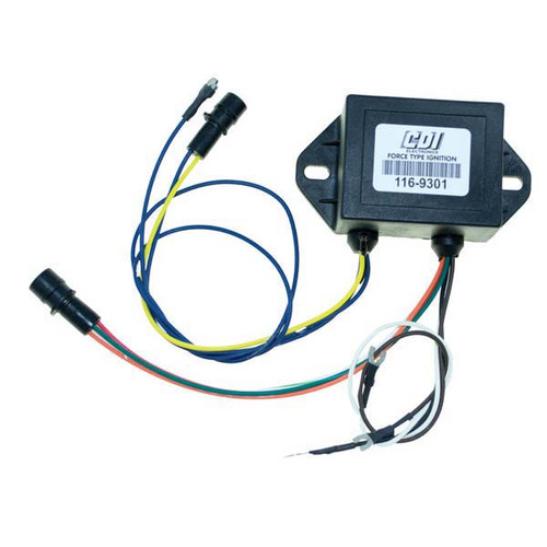 CDI 116-9301 Chrysler Force Outboard Ignition Pack