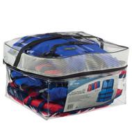 Onyx Universal Adult Life Jacket 4-Pack w/ Storage Bag