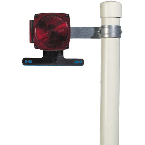 CE Smith Boat Trailer Light Bracket Kit For Post Guide-Ons