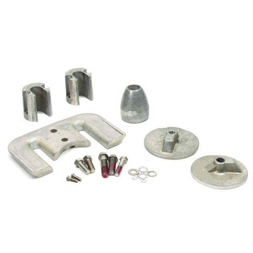 Mercury Mercruiser Aluminum Anode Kit Bravo 3 2003 & Up