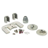 Mercury Mercruiser Aluminum Anode Kit Bravo 3 2003 & Up