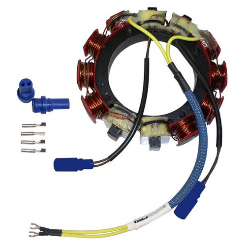 Johnson Evinrude 6 Cylinder Outboard 35 Amp Racing Stator by CDI