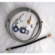 Single Axle Trailer Brake Tubing Kit