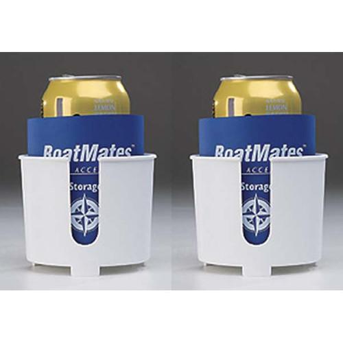 Boatmates Drink Holders with Koozie - 2 Pack