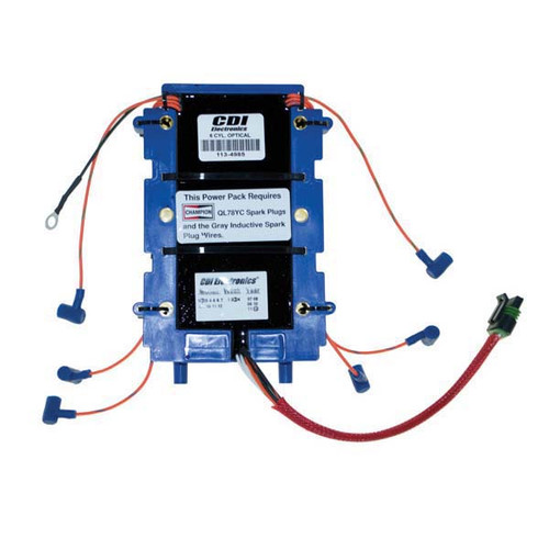 Johnson Evinrude Optical Power Pack (Blue Sleeve) by CDI