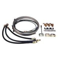 Tandem Axle Trailer Brake Tubing Kit