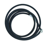 CDI 8' Black Battery Cable