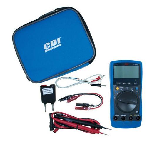 CDI Digital Multimeter with DVA Adapter