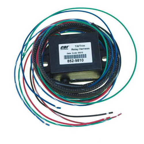 CDI Universal Tilt / Trim Relay Assembly