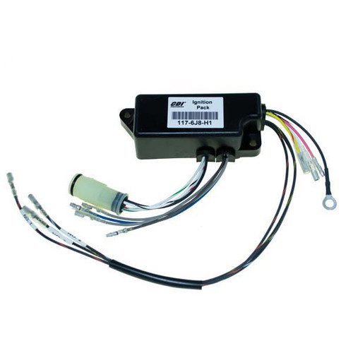 Yamaha 3 Cylinder Outboard Ignition Pack by CDI