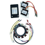 Mercury / Mariner Outboard Stator Conversion Kit (Incl 174-9610K2 & 194-8736K1) by CDI
