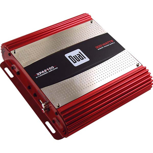 Dual Marine 2-1 CH Power Amplifier