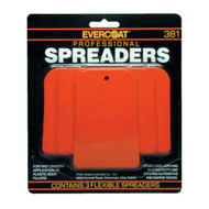 Fiberglass Repair Plastic Spreaders