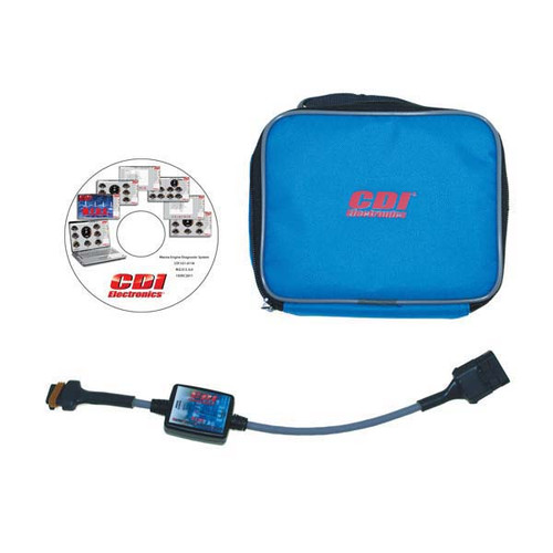 CDI M.E.D.S. Diagnostic Upgrade for I/O, Select Sterndrives to MEFI 1-4