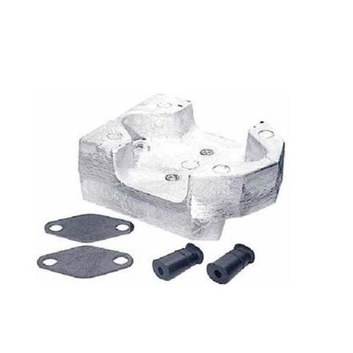Gimbal Housing Anode Magnesium, Mercury - Mercruiser 821631T-3