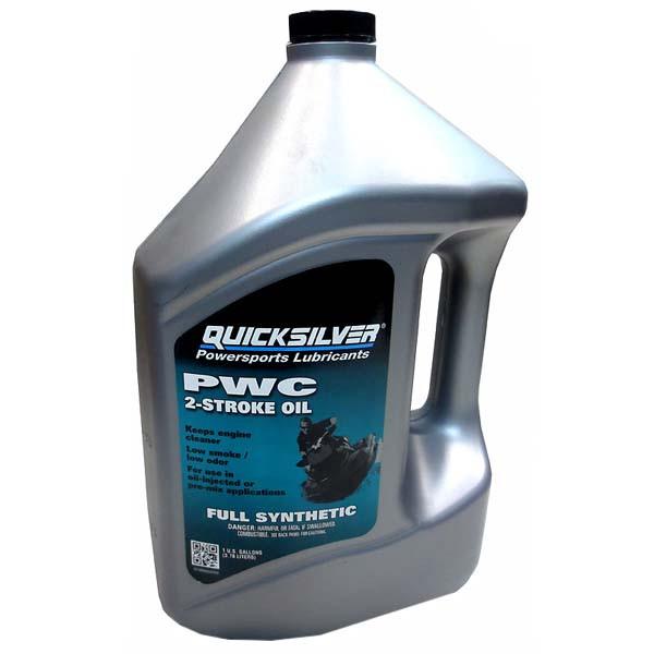 Quicksilver PWC Oil 92 8M0058908 Gallon