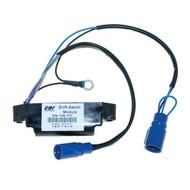 OMC Sterndrive Electronic Shift Assist (ESA); Delco Distributor