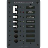 Blue Seas AC Main & Marine Circuit Breaker Panel