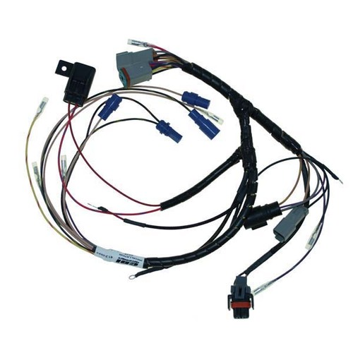 Johnson / Evinrude 200, 225 hp Carbureted Outboard Wiring Harness by CDI