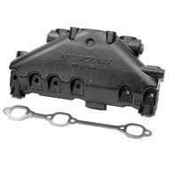 Mercruiser V6 Dry Joint Exhaust Manifold