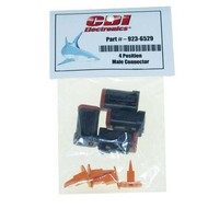 CDI Deutsch 4 Pin Plug)