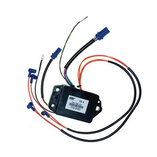 Johnson / Evinrude Outboard Power Pack; 4/8 Cylinder Looper by CDI