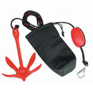 Jet Logic Small Watercraft Folding Anchor System