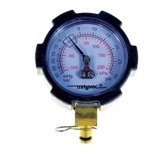 CDI Pressure and Vacuum Tester Replacement Gauge