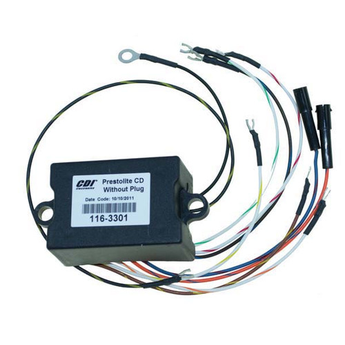 CDI 116-3301 Chrysler Force Outboard Ignition Pack