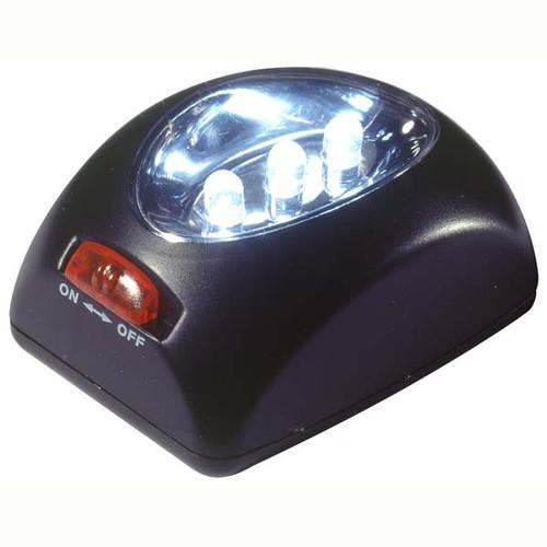 Portable LED Light with Bracket System