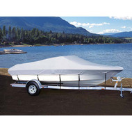 """Taylor Hotshot Sterndrive Boat Cover - 20'5"""" to 21'4"""" x 102"""" - Black"""