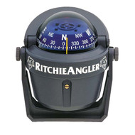 Ritchie RA-91 Explorer Angler Marine Compass, Bracket Mount