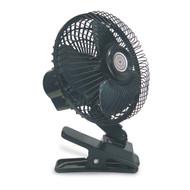 Road Pro Quick Clip 12V Oscillating Fan