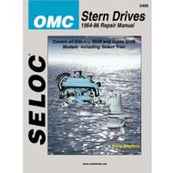 Seloc Service Manual, OMC Sterndrive 1964 - 1986