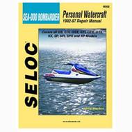 Seloc Service Manual, Sea Doo - Bomardier 1992-1997