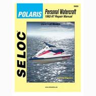 Seloc Service Manual, Polaris PWC 1992-1997