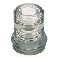 Perko Spare Round Stern Navigation Light Lens - Clear