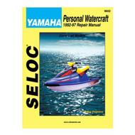 Seloc Service Manual, Yamaha PWC 1992-1997