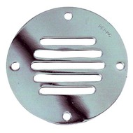 "Perko Chrome 3.25"" Round Locker Ventilator"