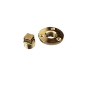 "Sea Dog Bronze Garboard Drain with 1/2"" Plug"