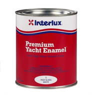 Interlux High Gloss Yacht Enamel - White