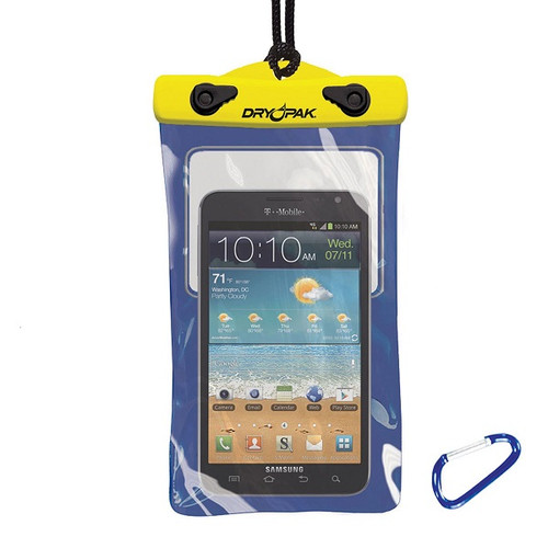 "DRY PAK GPS, PDA, Game Player, Pocket PC, iPhone 6 Plus- 5'x8"" Case"