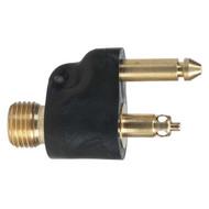 """Moeller Johnson/Evinrude Fuel Tank Connector 1/4"""""""