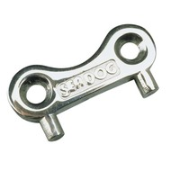 Sea Dog Stainless Steel Deck Plate Key