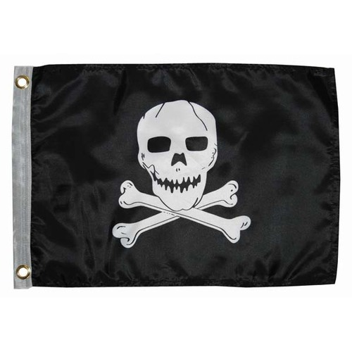 Taylor Made Jolly Roger Flag