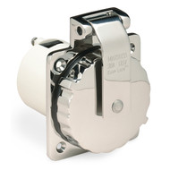 Marinco 30 Amp Stainless Steel Shore Power Inlet
