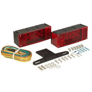 Optronics Low Profile LED Boat Trailer Light Kit